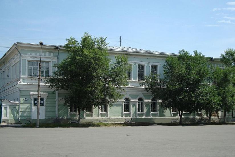 Минусинский медицинский техникум фото