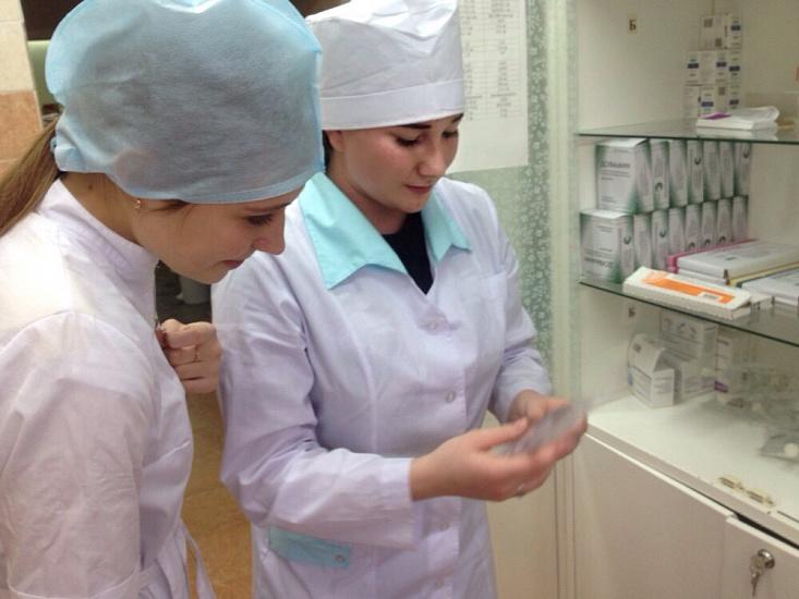 Минусинский медицинский техникум фото 3