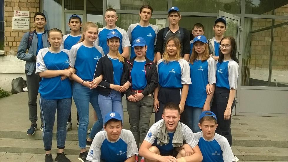 Минусинский сельскохозяйственный колледж фото 3