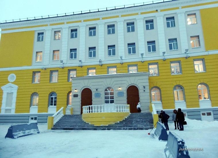 Норильский колледж искусств фото