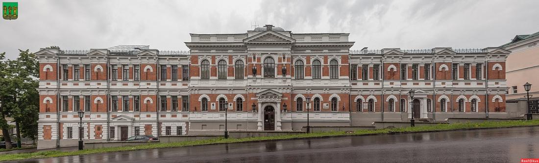 Пензенское художественное училище им. К.А.Савицкого фото