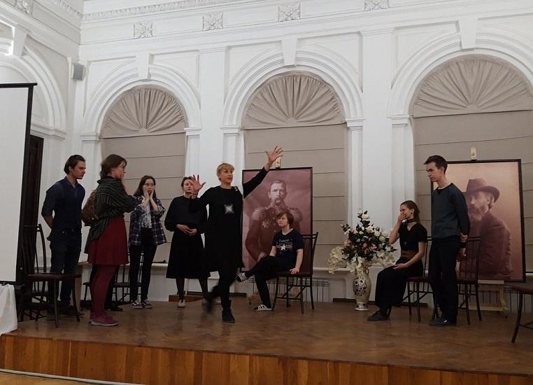 Пензенское художественное училище им. К.А.Савицкого фото 2