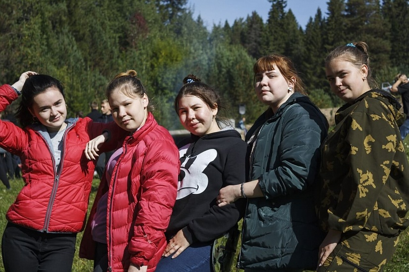 Добрянский гуманитарно-технологический техникум им. П. И. Сюзева фото 4