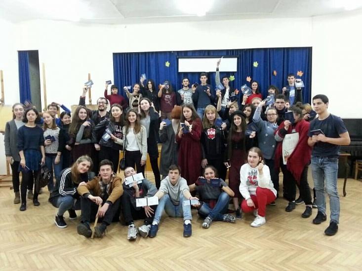 Владикавказское художественное училище имени Азанбека Джанаева фото 3