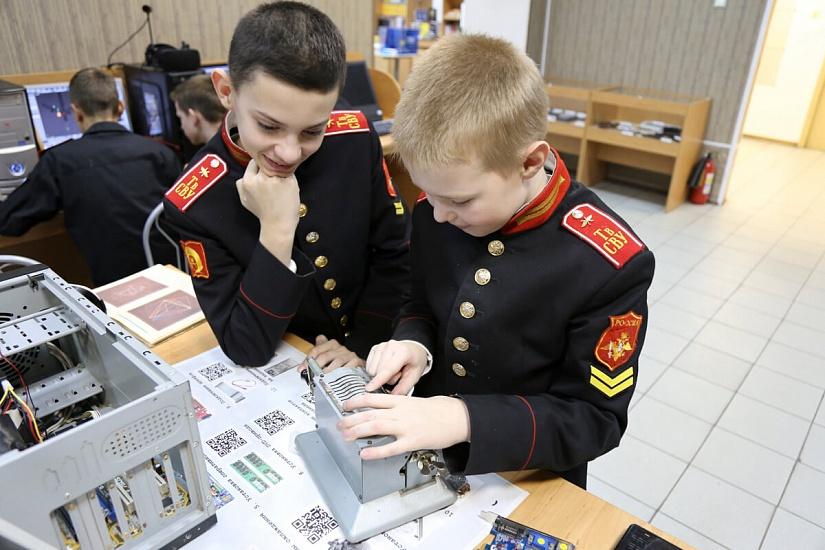 Тверское суворовское военное училище Министерства обороны Российской Федерации фото 1