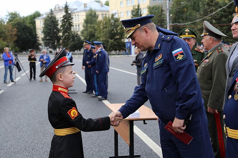 Тверское суворовское военное училище Министерства обороны Российской Федерации фото 3